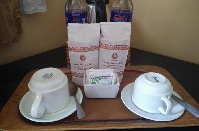 Hotel Kurnia Perdana Bandar Lampung - Pembuat kopi dan teh
