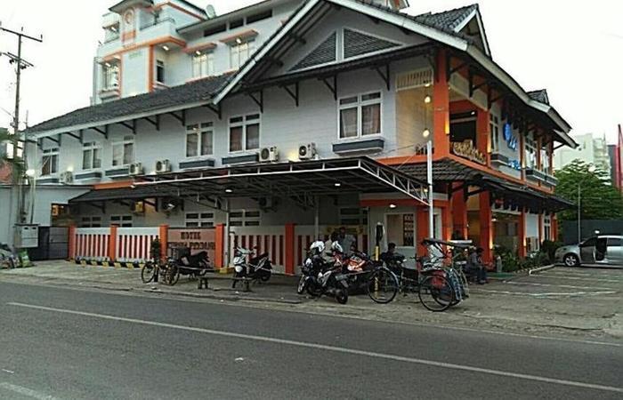 Hotel Kurnia Perdana Bandar Lampung - Eksterior