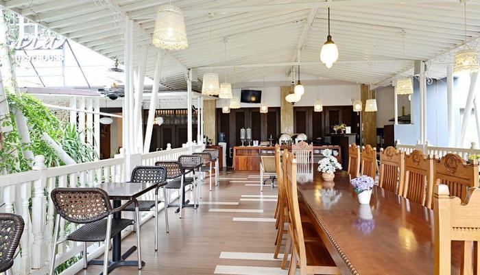 ZenRooms Sukaresmi Karang Setra - Restoran