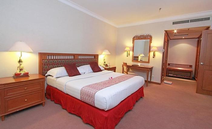 Hotel Sahid Jaya Solo - Deluxe (08/Apr/2014)