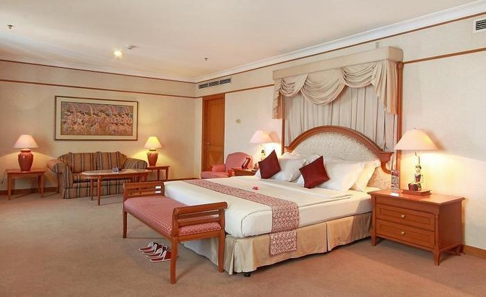 Hotel Sahid Jaya Solo - President Suite (08/Apr/2014)