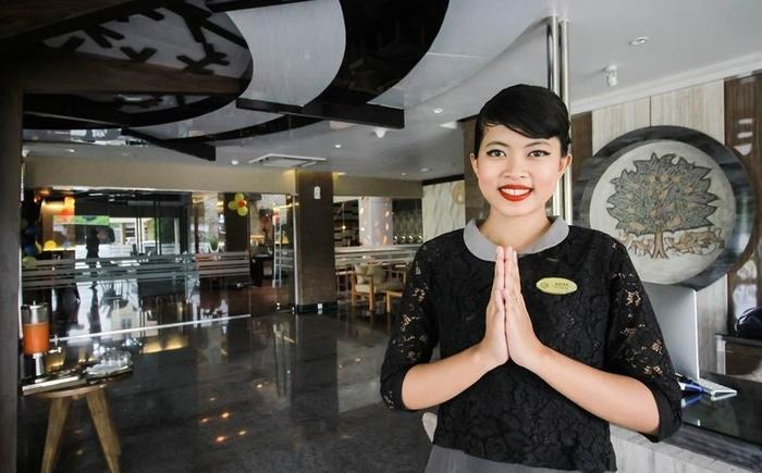 Zia Boutique Hotel Batam - reception