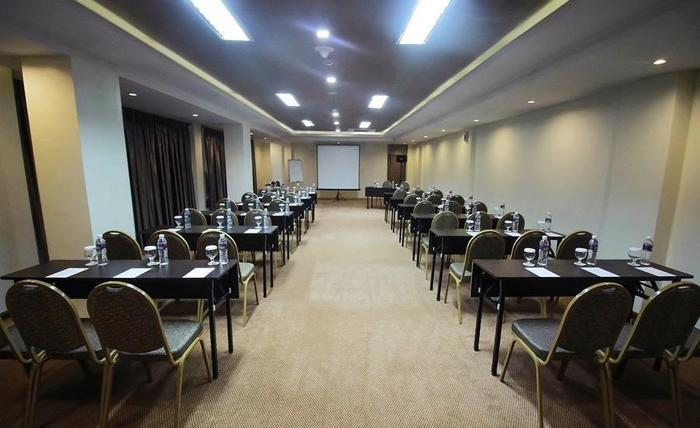 Zia Boutique Hotel Batam - Sekilak Meeting Room