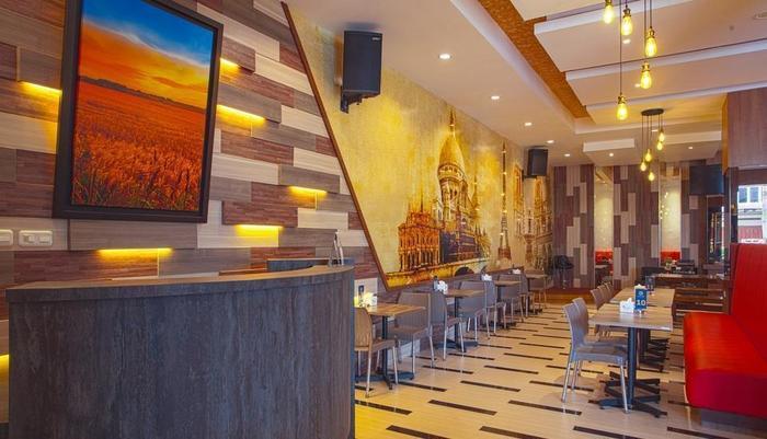 Alvina Hotel Siantar -