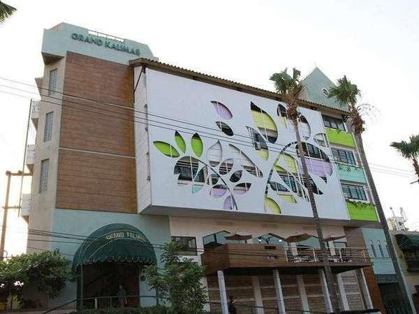 Hotel Grand Kalimas Surabaya - Tampak Luar