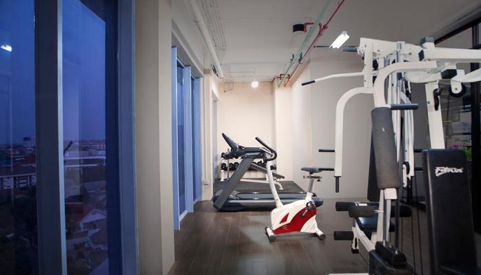 Grand Edge Hotel Semarang - Fitness Center