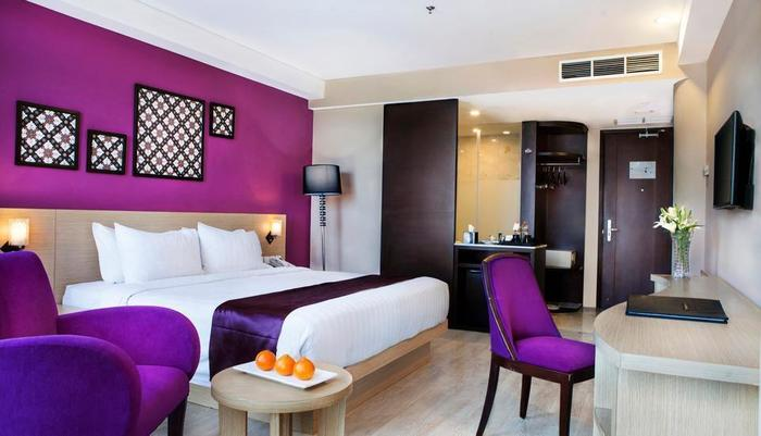 Grand Edge Hotel Semarang - Deluxe Emerald