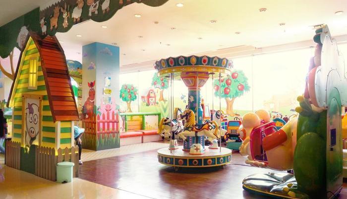 Grand Edge Hotel Semarang - Kids Playground