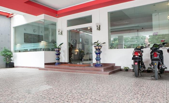 RedDoorz near Trans Studio Mall 3 Bandung - Eksterior