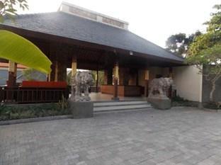 Umae Villa Bali - Tampilan luar