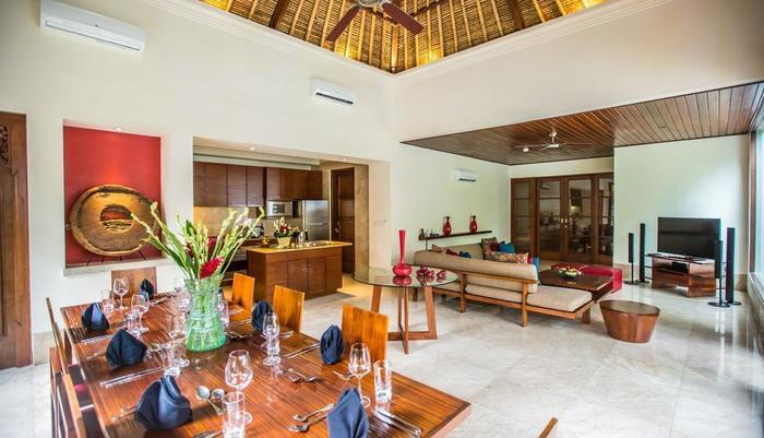 Karma Jimbaran Bali - 4 Bedroom Pool Villa