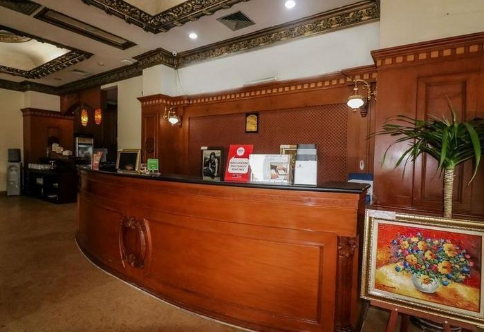 NIDA Rooms Semampir Tanjung Perak - Resepsionis