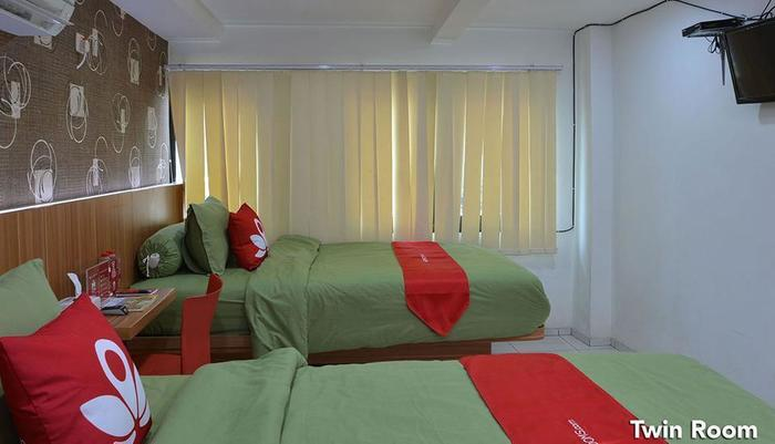 ZEN Rooms Green Apple Tanah Abang - Twin Room