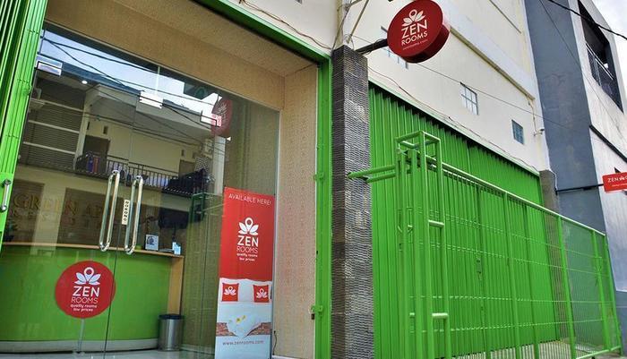 ZEN Rooms Green Apple Tanah Abang - Outside