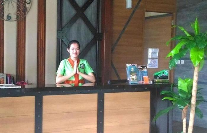JSI Resort Bogor - Resepsionis