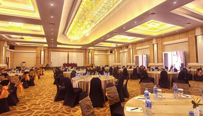 Swiss-Belhotel Lampung - Ballroom (Meeting Setup)