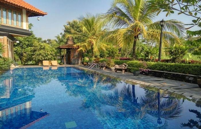 Java Village Resort Yogyakarta - Pool