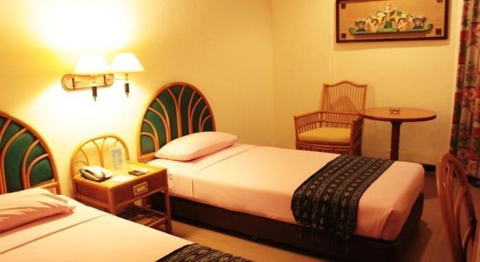 Losari Beach Hotel Makassar - Kamar