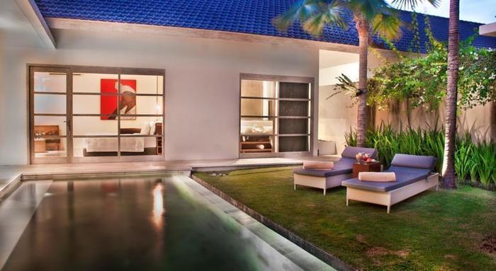 Uma Sapna Bali - Tampilan Luar