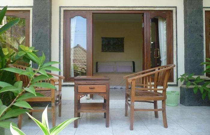 Anugerah Villas Bali - pemandangan