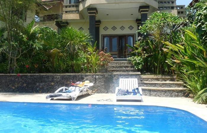 Anugerah Villas Bali - Kolam Renang