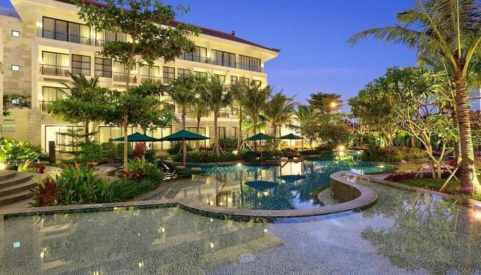 Bali Nusa Dua Hotel Bali - Lagoon Pool