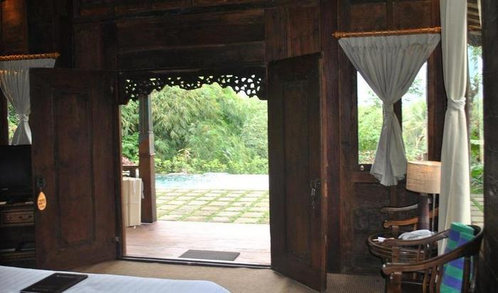 Plataran Borobudur Magelang - Joglo Pool Villa