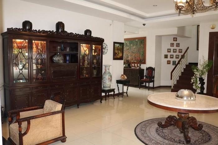 NIDA Rooms Gatot Subroto Bandung - Pemandangan Area