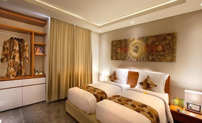 Jocs Boutique Hotel Bali - Kamar tamu