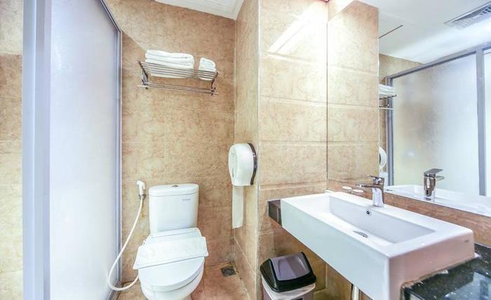Batam City Hotel Batam - Kamar mandi
