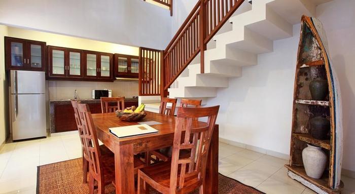 Villa Madhya Bali - Ruang Makan