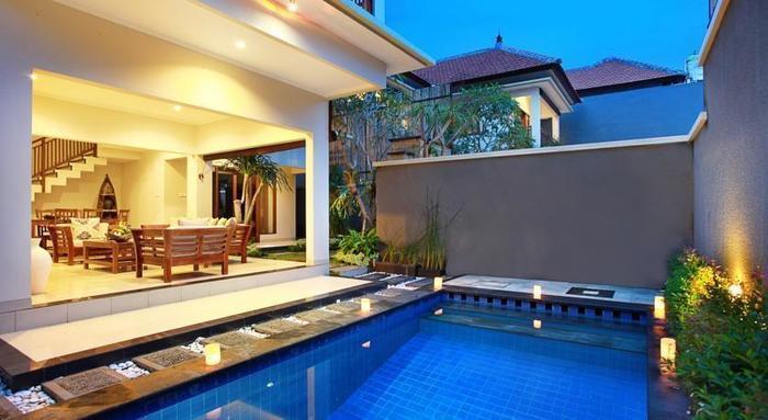 Villa Madhya Bali - Kolam Renang