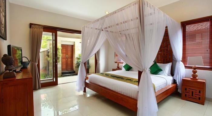 Villa Madhya Bali - Kamar Tamu