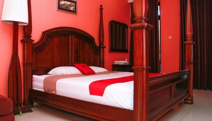 RedDoorz @Sersan Bajuri Bandung - Kamar Tidur