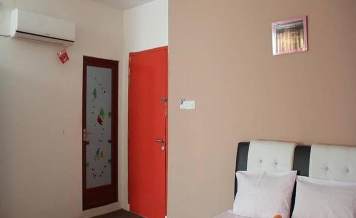 Batam Backpacker Guest House Batam - Kamar tamu