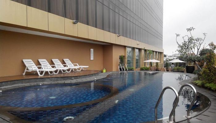Grand Tjokro Jakarta - Pool