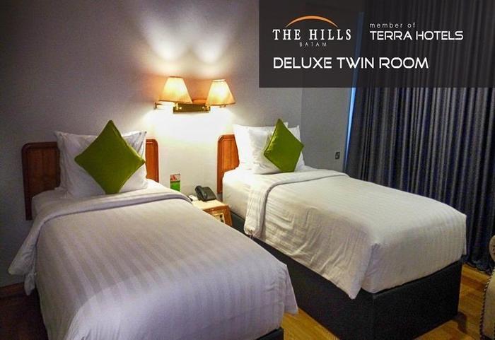 The Hills Batam Batam - Deluxe Twin