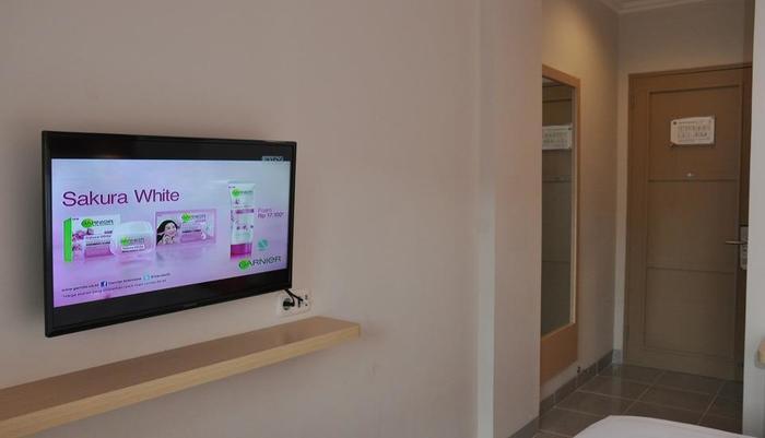 Cordela Pangkalpinang Bangka - TV dalam kamar