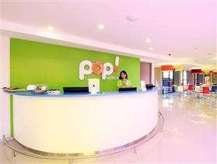 Pop Hotel Kuta - Resepsionis