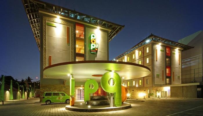 Pop Hotel Kuta - Exterioe