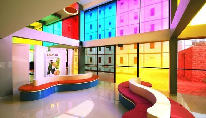 Pop Hotel Kuta - Lobby Hotel