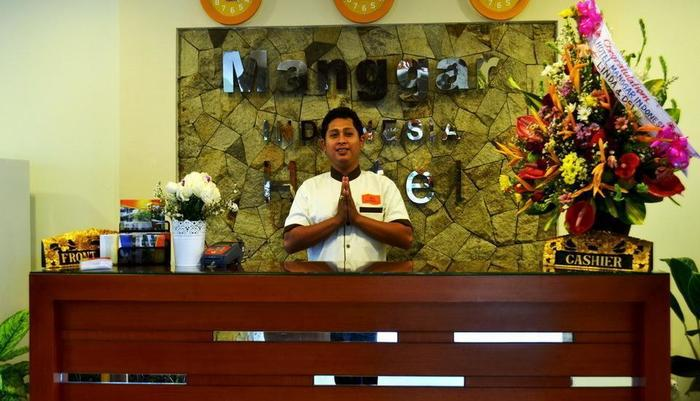 Manggar Indonesia Hotel Bali - Penerimaan Tamu