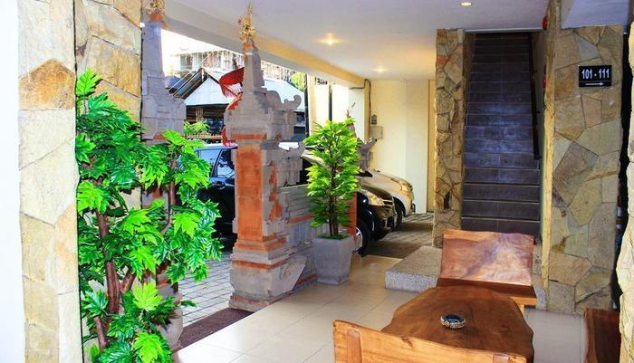 Manggar Indonesia Hotel Bali - Ruang Tunggu