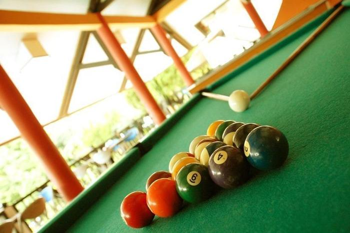 Sangga Buana Hotel Cianjur - Biliar