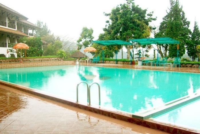 Sangga Buana Hotel Cianjur - Kolam Renang