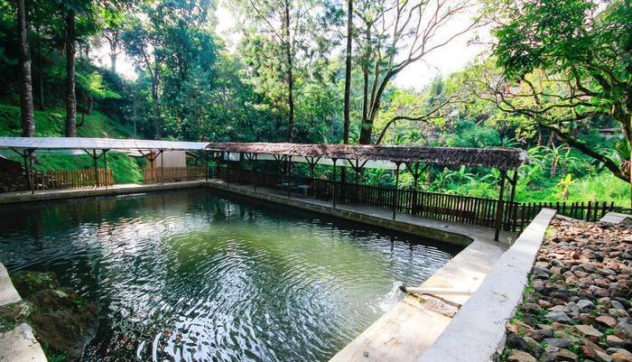 Sangga Buana Hotel Cianjur - Kolam Pancing