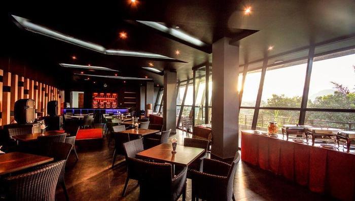 Sangga Buana Hotel Cianjur - cafe