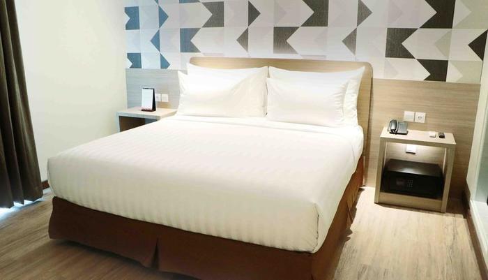 Luminor Hotel Pecenongan Jakarta Jakarta - deluxe queen