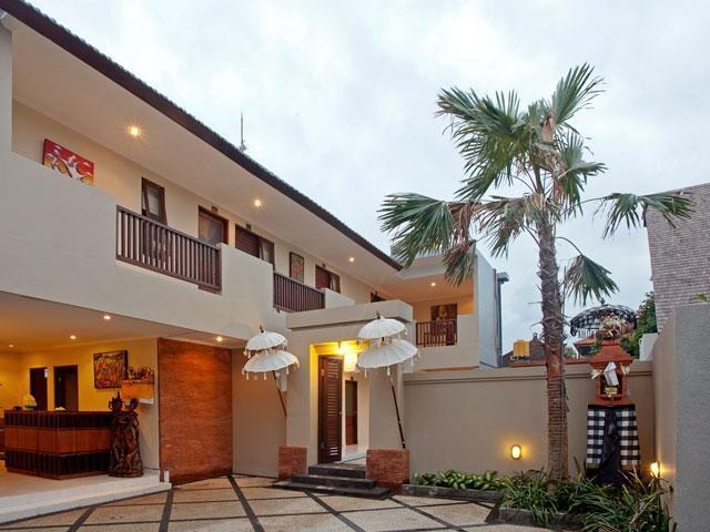 Abian Residence Bali - Kamar Tamu