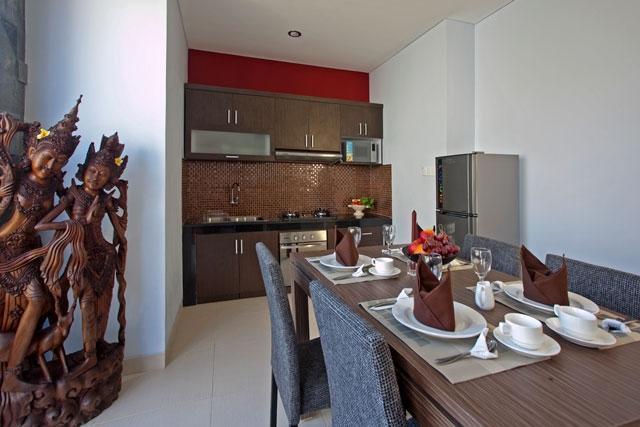 Abian Residence Bali - Ruang Makan